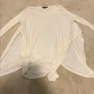 Romeo and Juliet comfy shirt with open sides